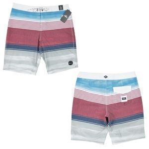 "O'Neill 20"" Quick Dry 4-Way Stretch Board Shorts"